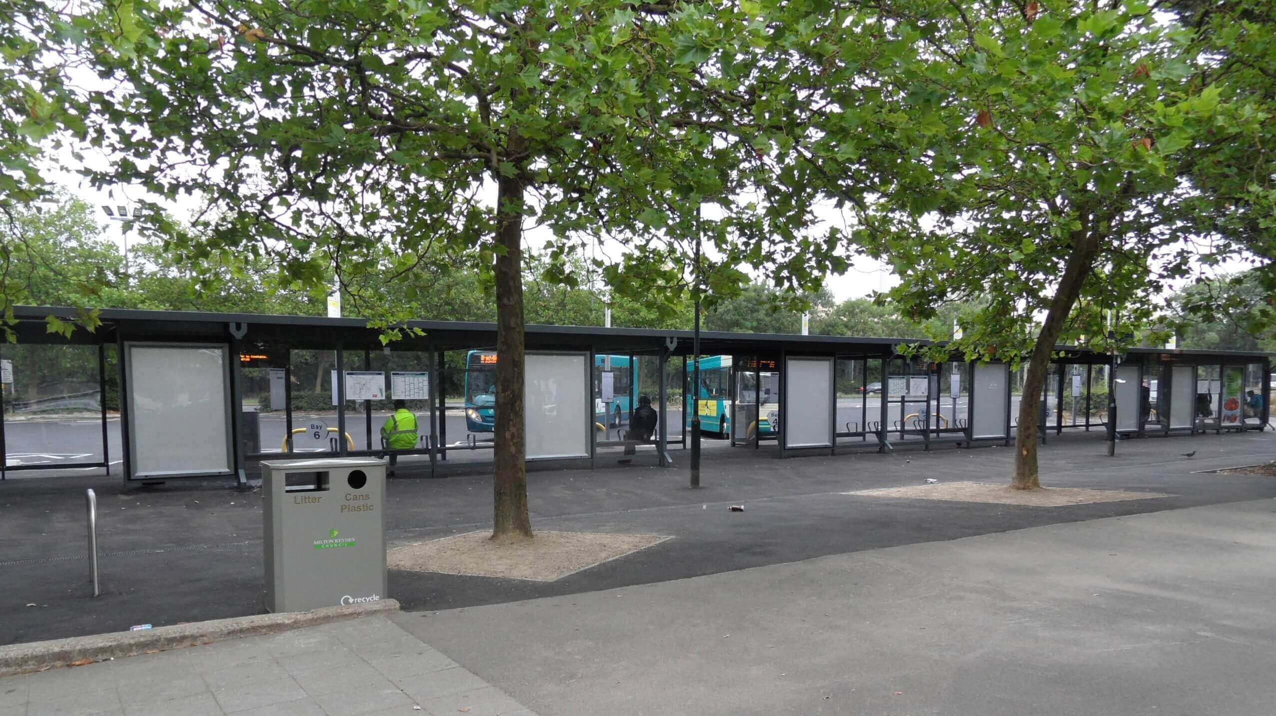 Bletchley Bus Station