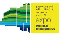 smart city expo advertisement.