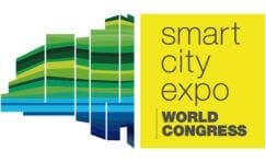 smart city expo advertisement.
