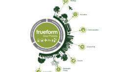 Trueform intelligent mobility logo.