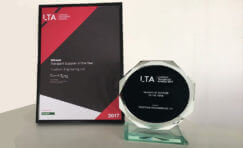 Transport Supplier of the Year award.