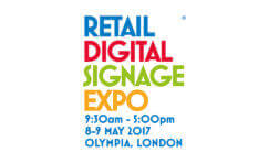 Retail Digital Signage Expo advertisement.