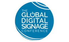global digital signage conference logo.