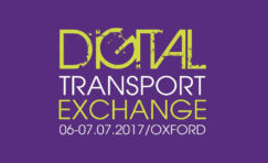 Digital Transport Exchange 2017 advertisement.
