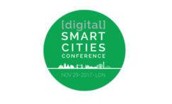 Digital Smart Cities Conference 2017 advertisement.