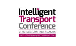 Intelligent Transport Conference advertisement.