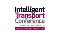 Intelligent Transport Conference advertisement.
