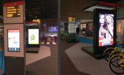 Trueform stand at Smarter Travel Live event.