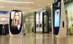 Digital Displays & Totems