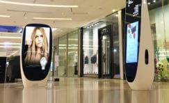 Digital Displays & Totems