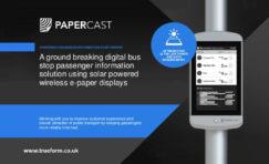 Papercast trueform