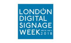 London Digital Signage Week