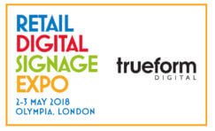 Retail Digital Signage Expo 2018