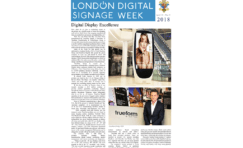 London Digital Signage Week News