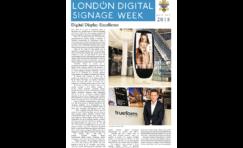 London Digital Signage Week News