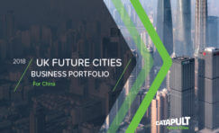 UK Future Cities Business Portfolio for China