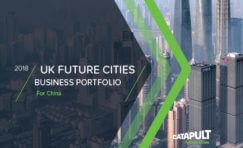 UK Future Cities Business Portfolio for China