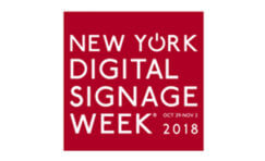 New York Digital Signage Week