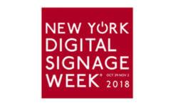 New York Digital Signage Week