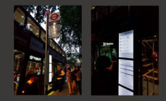 e-paper tfl lbsl bus stop