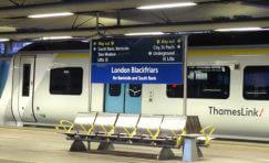 Thameslink Wayfinding Signage