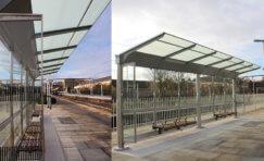 MTR Crossrail Platform Shelters