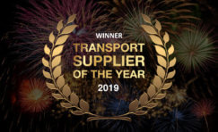 Transport Supplier of the Year 2019